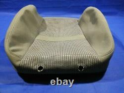 06-10 Dodge Ram DRIVER SEAT LEATHER BACK REST CLOTH COVER UPHOLSTERY BACKREST OE