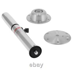 555705mm Table Pedestal Kit Height Adjustable Desk Legs With Mounting Accessory
