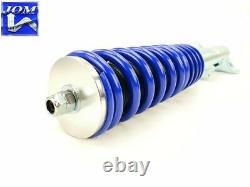 Adjustable Coilover Kit For BMW E36 Compact 318ti 323ti include Top Mount JOM