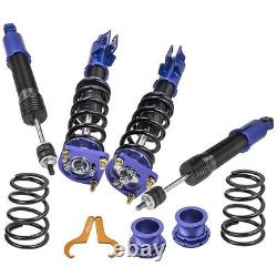 Coilovers Suspension Kit for Ford Mustang 4th 94-04 Adjustable Height withz Mounts