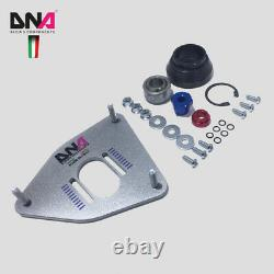 DNA Racing Front Adjustable Camber Top Mount on Uniball for Mini R50 PC0884