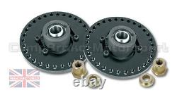 FITS VW GOLF MK5/6 TOP MOUNTS 2 Piece Fully Adjustable (PAIR) CMB1154