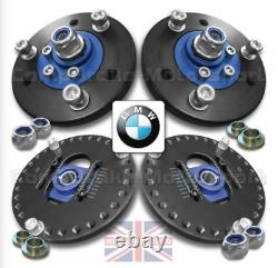 Fits Bmw E21 Front & Rear Fully Adjustable Suspension Top Mount Combo (2 X Pair)