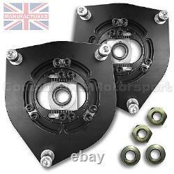 Fits Clio 3 (new Style) Fully Adjustable Top Mounts With Caster Camber Adj