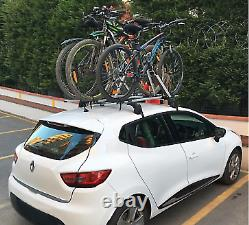 Fits For All Cars Mount Carrier Bicycle Rack Roof Mount Ceiling Top Bike Carrier