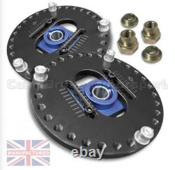 Fits Ford Anglia Adjustable Front Suspension Top Mount (pair)