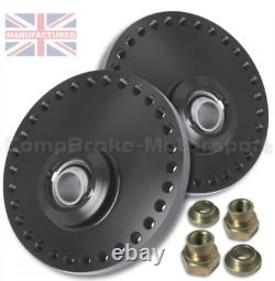Fits Lancia Beta Adjustable 135mm Pcd Front Suspension Top Mount (pair)