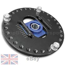 Fits Renault 5 Gt Turbo New Fully Adjustable Suspension Top Mounts (pair)