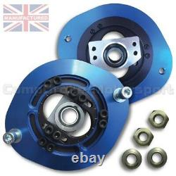Fits Vauxhall Astra Mk1 Fully Adjustable Front Suspension Top Mount (pair)
