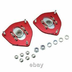 Front Camber Plate Adjustable Top Mount For Corolla Levin AE101 AE111