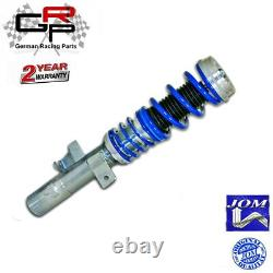 Height Adjustable Coilover Kit Volvo C30 (2006 -2013) from JOM incl Top Mounts