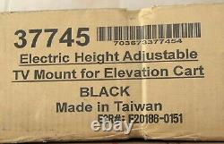 Iteach Mooreco electric height adjustable TV mount for elevation cart 37745