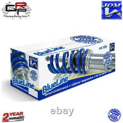 JOM ADJUSTABLE COILOVER KIT FOR BMW E46 (1998-2007) + HD END LINKS & 4 Top Mount