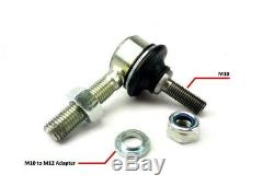 Jom Adjustable Coilover Kit For Bmw 3 Series E90 (0512) + Top Mount + End Links