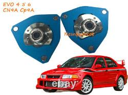 NEW Mitsubishi Evo Lancer 4 5 6 CN9A CP9A Front Adjustable Top Pillow Ball Mount