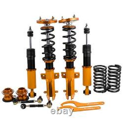 New Coilovers Kits for Ford Mustang 2005-14 Adjustable Height & Mounts Struts
