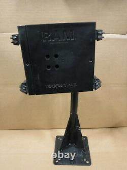 RAM Mount Tough Tray Lap Top Holder with Adjustable Stand