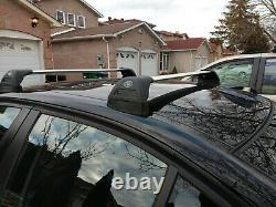 Roof Top Rack For Bare Roof BMW 2011-2019 3 series with Fixed Mounting Points