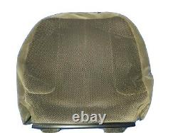 TAUPE 2002-2005 Dodge Ram DRIVER SEAT BACKREST BACK REST COVER CLOTH UPHOLSTERY