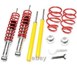 TA TECHNIX COILOVERS FOR BMW E34 5Series M14/D16-Top-mount adjustable suspension