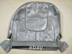 2002-2005 Dodge Ram Rear Leather Peather Bench Seat Back Rest Small Couver Skin Backrest