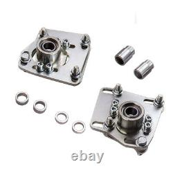 Camber Top Mount Pour Ford Mustang V6 V8 4-bolt Coilover Top Hats 1994 1995-2004